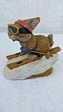 Tom Clark Tim Wolfe Cairn Studio Ski Bunny Gnome