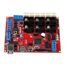 Megatronics V2.0 Controller Board Atmega2560-16AU Powerful For Reprap 3D printer