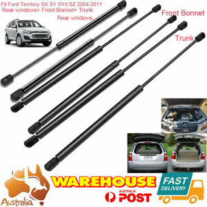 For Ford Territory 2004-2017 Rear Window Glass+Tailgates+Bonnets Gas Struts AU