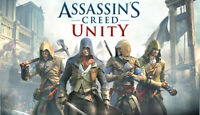 Assassin's Creed Unity uPlay Game Key (PC) - Region Free/Worldwide - no CD/DVD