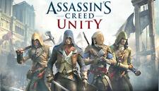 Assassin's Creed Unity uPlay Game Key (PC) - Region Free/Worldwide - no CD/DVD