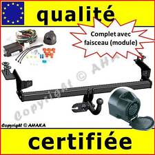ATTELAGE Fiat Punto II hayon 1999 á 2005 + faisceau 13 broches complet / neuf
