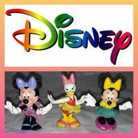 Disney Ballet Minnie Mouse & Daisy Duck Toy Figures bundle