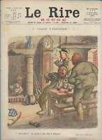 Journal Le RIRE Rouge, édition de guerre N° 32 du 26 juin 1915