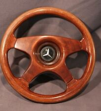 Mercedes-Benz-MB-ALL Wood-sport-steering-wheel-W123-W124-W126-W201  INDIVIDUAL