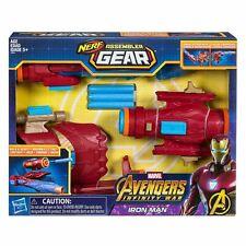 Marvel Avengers: Infinity War NERF Iron Man Assembler Gear Toy