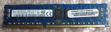 Hynix 8GB 2Rx8 DDR3 1866Mhz PC3-14900R HMT41GR7AFR8C-RD ECC Server Memory Module