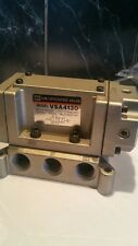 SMC 5 PORT AIR PILOT VALVE VSA4130 NEW STOCK UNUSED