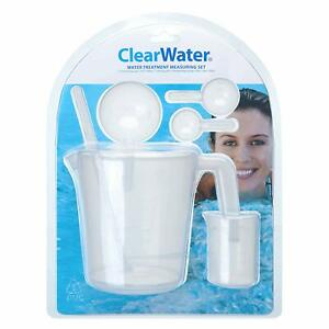Clear Water Treatment/Chemical Measuring Set- Hottub - Lay Z Spa - Jacuzzi -Pool