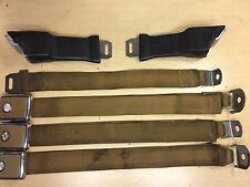 1968-1977 ford truck  seat belts  tan