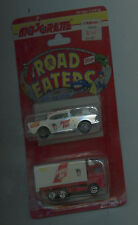 Majorette Road Eaters Double Pack 57 Chevy Delivery Truck  MOC BP Made in France