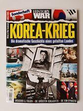 History of War  1/2019 Jan/Febr. Sonderheft   KOREA-KRIEG   ungel.1A TOP Zustand