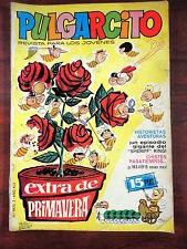 Pulgarcito Extra Primavera num.18,Ed.Bruguera
