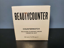 Beautycounter Countermatch Recovery Sleeping Cream New Beauty Counter Match