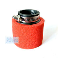 45MM Foam Air Filter Fits Honda 50cc 70cc 90cc 110cc XR50 CRF50 Jonway Kawasaki