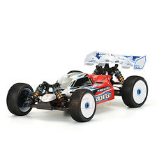 PRO-LINE Predator Clear 1/8 Buddy Clear Body For Team Associated RC8B3e #3453-00