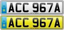 Cherished matrícula-Acc 967a-Acc-Ac-Cobra - Ac Cobra-Dax-Kit de coche