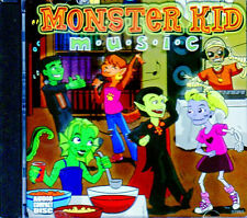 MONSTER KID MUSIC: 45 MINUTES OF ROCKIN' CHILDREN'S HALLOWEEN PARTY MUSIC (2011)