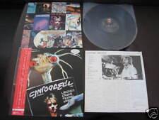 Roger Taylor Fun in Japan Promo Vinyl LP w/OBI Queen