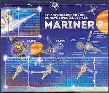 MOZAMBIQUE 2012 NASA MARINER 2 50TH ANNIVERSARY OF LAUNCH SHEET OF 6