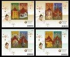 Thailand 2013 World Stamp Exhibition Series II Handicraft Art Culture (MS) MNH