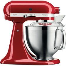 KitchenAid Artisan 300W Robot da Cucina - Rosso Mela Metallizzato (5KSM185PSECA)