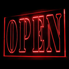 120018 Welcome Open Japanese Chinese Korean French Display Neon Sign