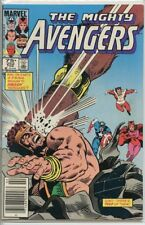 Avengers 1963 series # 252 Canadian variant very good comic book