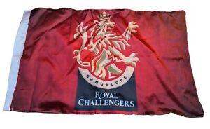 IPL Royal Challengers Bangalore Flag cricket T20 RCB India
