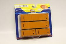 4 x Athearn 27882 ITEL Shipping Containers 2 x 40' 2 x 20' HO Gauge Railway V23
