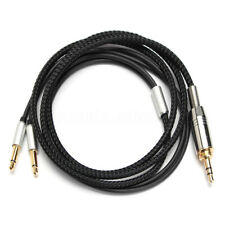 120CM Replacement Audio Upgrade Cable For Meze 99 Classics/Focal Elear