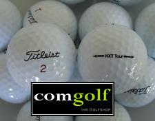 100 Titleist NXT Tour weiß Golfbälle °°°°°°°°° AAAAA / AAAA Qualität ° Lakeballs