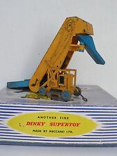 DINKY TOYS ENGLAND ELEVATOR LOADER  REF 964   1960/65   ÉTAT DE JEU BOITE D'O