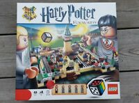 Retired LEGO Harry Potter Hogwarts Board Game 3862 100% Complete Microfigures
