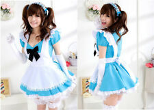 Cosplay Sexy Costume Girl Alice Lolita Maid loaded Lingerie Uniform