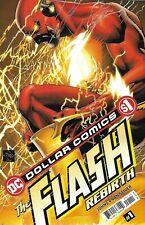 Flash Rebirth Comic 1 Classic Reprint 2020 Geoff Johns Ethan Van Sciver DC