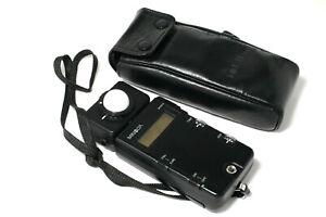 Minolta Flash Meter III in Case Mint Condition