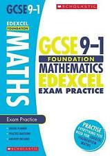 Maths Foundation Exam Practice Book for Edexcel: Foundation by Naomi Norman...