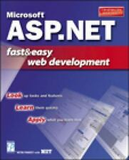 Microsoft ASP.NET Fast & Easy Web Development