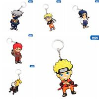 Naruto Cartoon Anime Keychain Pendant Key Ring Gift
