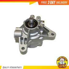 NEW Power Steering Pump Fits 02-11 Honda CRV Accord Acura RSX 2.0L 2.4L DOHC