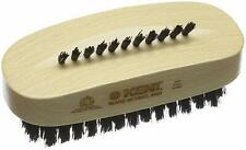 Kent Nb2 Beechwood Pure Bristle Nail Brush - Protects Nails and Cuticles without