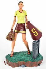 "Buffy The Vampire Slayer Exclusive Cheerleader CORDELIA 6"" Action Figure Moore"