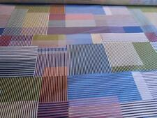 PAUL SMITH Maharam Assembled Chek Posy Multi-Colour Upholstery Fabric - By Metre