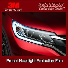 Headlight Protection Film by 3M for 2015 2016 Honda Fit