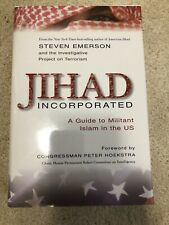 New ListingJihad Incorporated : A Guide to Militant Islam in the Us by Steven Emerson.