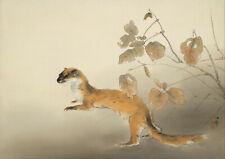 Hashimoto Kansetsu: Autumn Farm. Fine Art Print/Poster