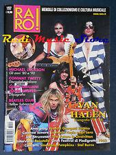rivista RARO 197/2008 Van Halen Michael Jackson Conway Twitty Baustelle  No cd