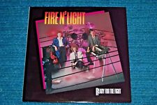 FIRE N' LIGHT Ready For The Fight VERY RARE CCM '85 CHRISTIAN FAITH CENTER LP NM