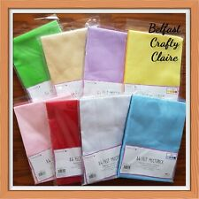 A4 Dovecraft Felt Sheets Multipack Assorted Colours - Pack of 8 - Crafting